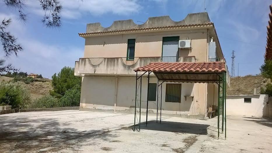 Villa in C/da Palombara, Caltanissetta