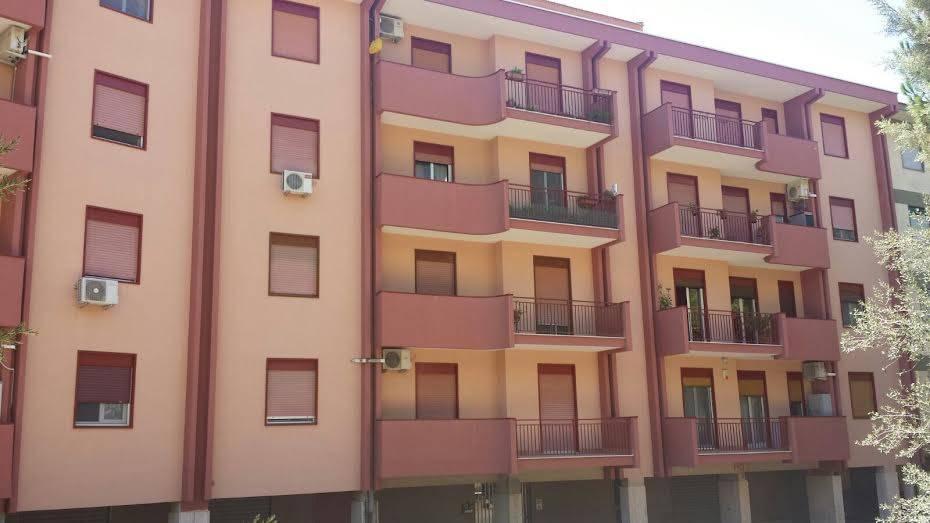 Quadrilocale in Via Xxv Aprile, Caltanissetta