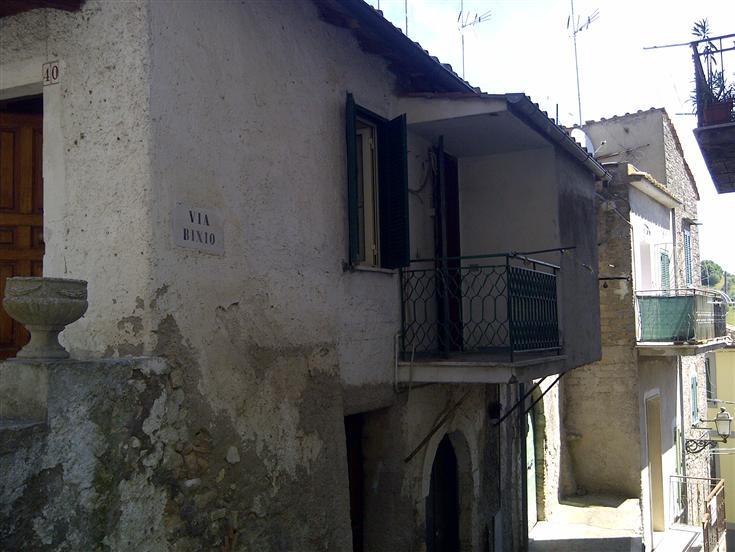 Appartamento in vendita a Civitella San Paolo, 2 locali, prezzo € 22.000 | CambioCasa.it