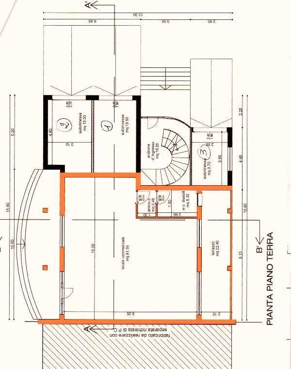 Attività / Licenza in affitto a Francavilla al Mare, 1 locali, zona Località: FORO, prezzo € 1.500 | CambioCasa.it