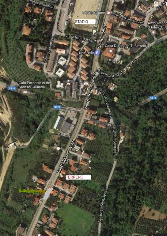 Terreno Agricolo in affitto a Ortona, 9999 locali, zona Località: CENTRO, Trattative riservate | CambioCasa.it