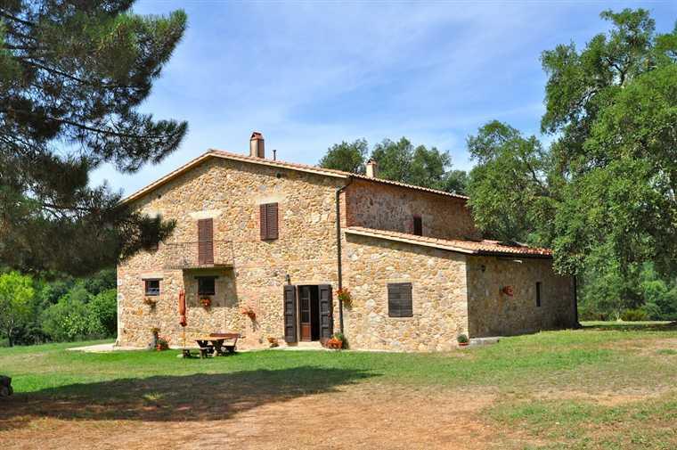 Agriturismo, Sassofortino, Roccastrada