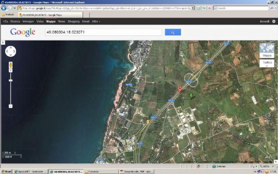 Terreno vendita GALLIPOLI (LE) - 7 LOCALI - 19000 MQ