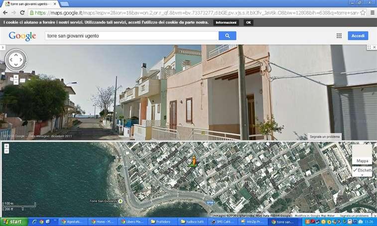 Casa Indipendente affitto Ugento (LE) - 6 LOCALI - 150 MQ