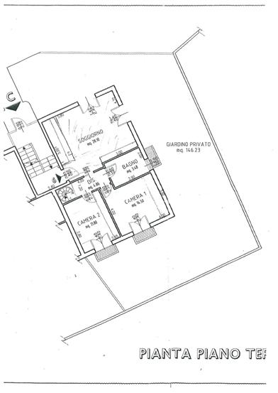 Appartamento in vendita a Carpiano, 3 locali, prezzo € 195.000 | Cambio Casa.it