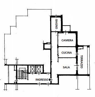 Appartamento in affitto a Pieve Emanuele, 2 locali, prezzo € 620 | CambioCasa.it