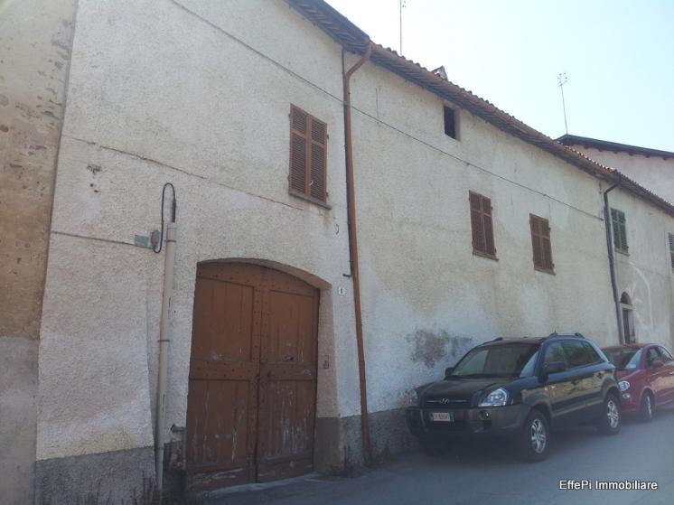 Soluzione Semindipendente in vendita a Vicoforte, 8 locali, prezzo € 95.000 | Cambio Casa.it