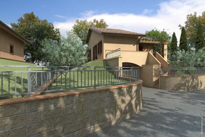 Villa in vendita a Palaia, 6 locali, prezzo € 350.000 | CambioCasa.it