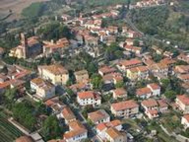 Terreno vendita CAPANNOLI (PI) - 7 LOCALI - 1630 MQ