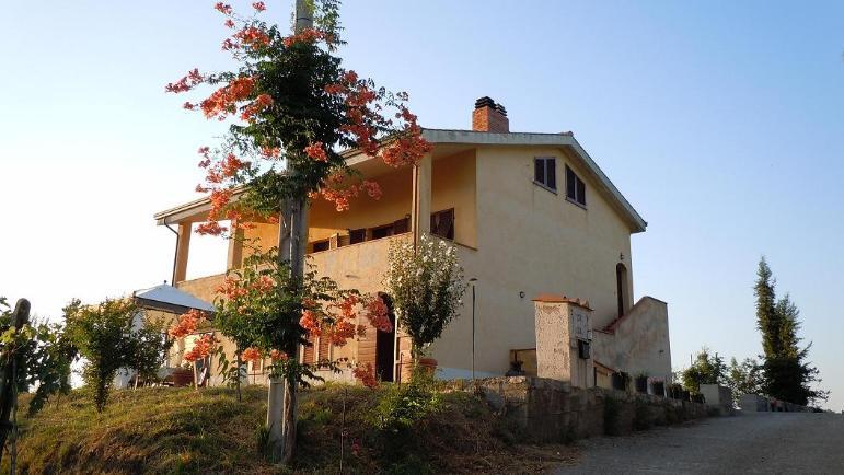 Villa in vendita a Terricciola, 8 locali, prezzo € 650.000 | CambioCasa.it