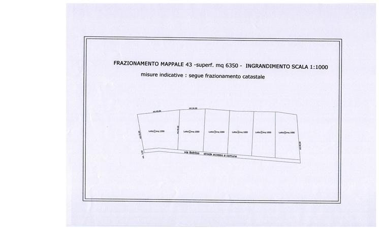 Terreno Agricolo in vendita a Capannoli, 9999 locali, prezzo € 5.000 | CambioCasa.it