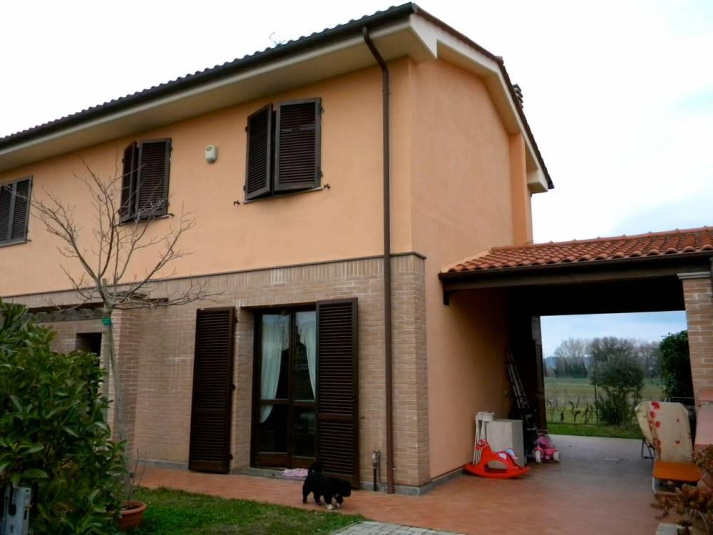 Villa a schiera, Selvatelle, Terricciola, in ottime condizioni