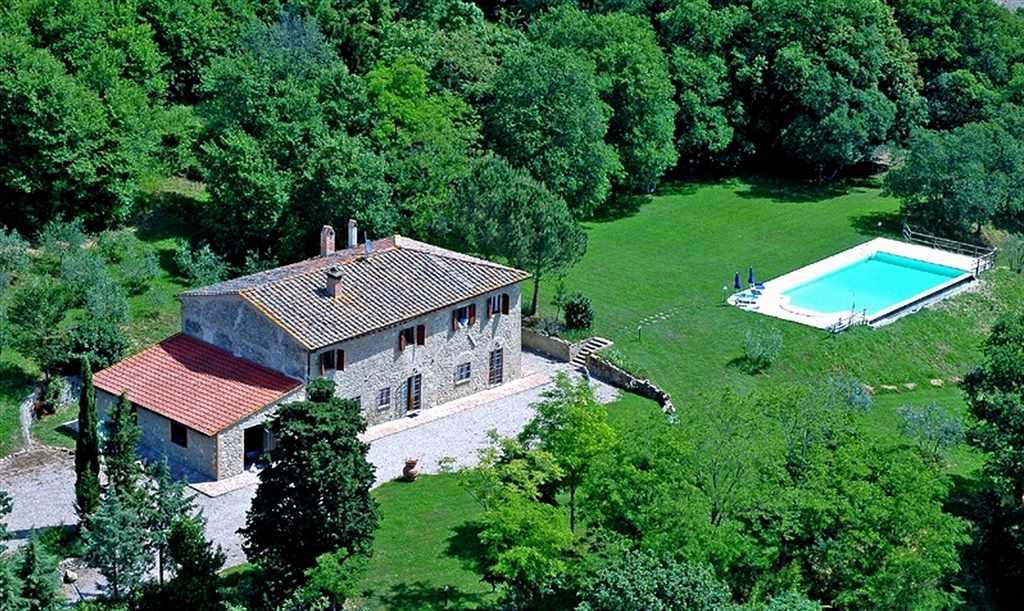 Villa in Vendita a Volterra