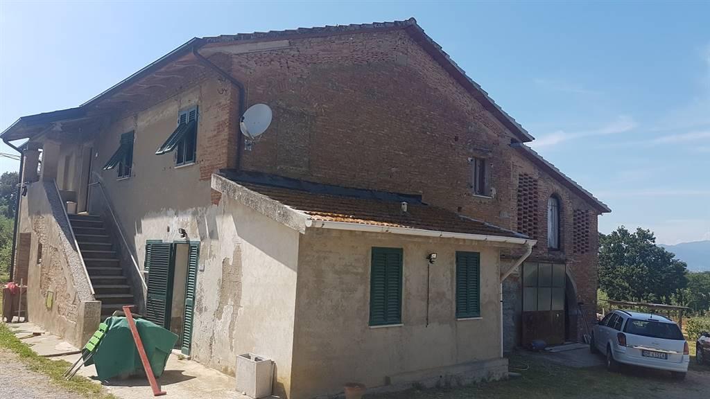 Rustico / Casale in vendita a Capannoli, 10 locali, zona Località: SANTOPIETRO BELVEDERE, prezzo € 280.000 | CambioCasa.it
