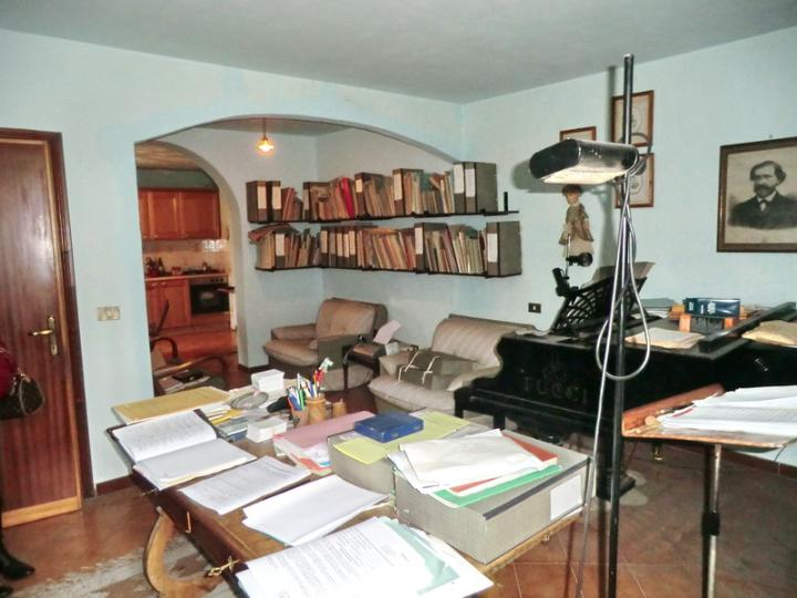 Soluzione Semindipendente in vendita a Vallo di Nera, 5 locali, prezzo € 150.000 | Cambio Casa.it