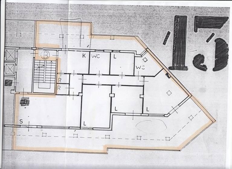 Attico / Mansarda in affitto a Palermo, 5 locali, zona Località: L. DA VINCI ALTA-UDITORE-MOTEL, prezzo € 900 | Cambio Casa.it