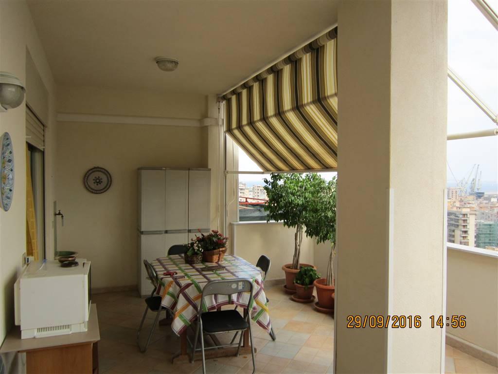 Attico / Mansarda in affitto a Palermo, 5 locali, zona Località: VERDURA-VILLABIANCA-SAMPOLO, prezzo € 1.200 | Cambio Casa.it