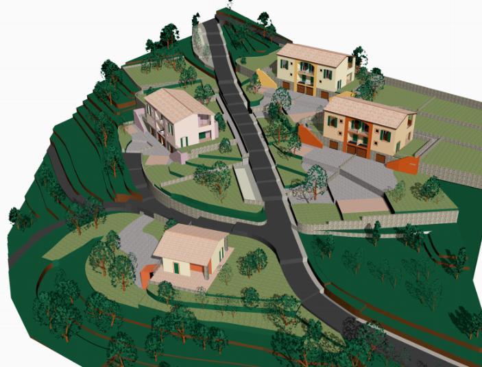 Terreno Edificabile Residenziale in vendita a Sarzana, 9999 locali, zona Zona: Falcinello, prezzo € 90.000 | Cambio Casa.it