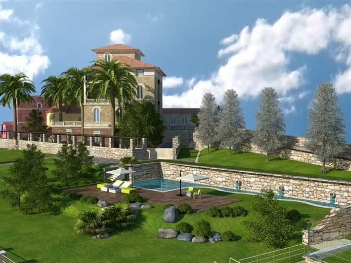 Villa in vendita a Lerici, 12 locali, Trattative riservate   CambioCasa.it