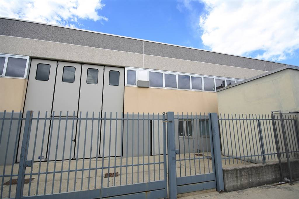 Capannone in vendita a Cusano Milanino, 1 locali, prezzo € 629.000 | Cambio Casa.it