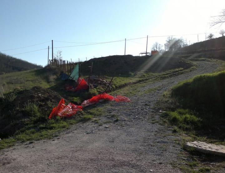 Soluzione Indipendente in vendita a Monte Santa Maria Tiberina, 4 locali, zona Zona: Marcignano, prezzo € 75.000   CambioCasa.it