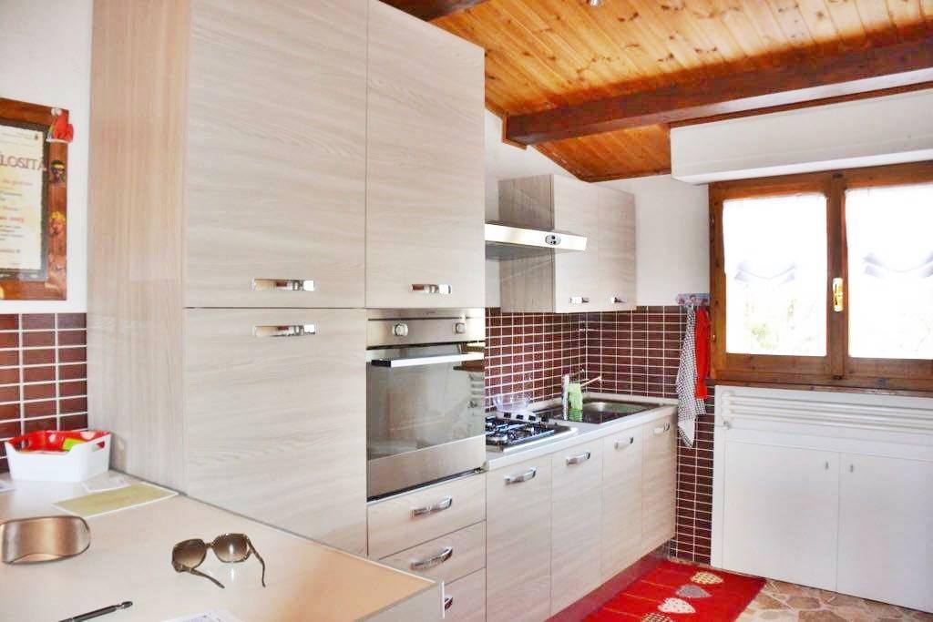 Appartamento in vendita a San Giustino, 4 locali, zona Zona: Lama, prezzo € 88.000 | CambioCasa.it