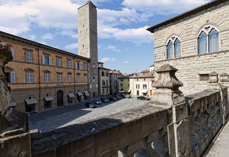 Appartamento in affitto a Città di Castello, 2 locali, zona Località: CENTRO STORICO, prezzo € 380 | CambioCasa.it