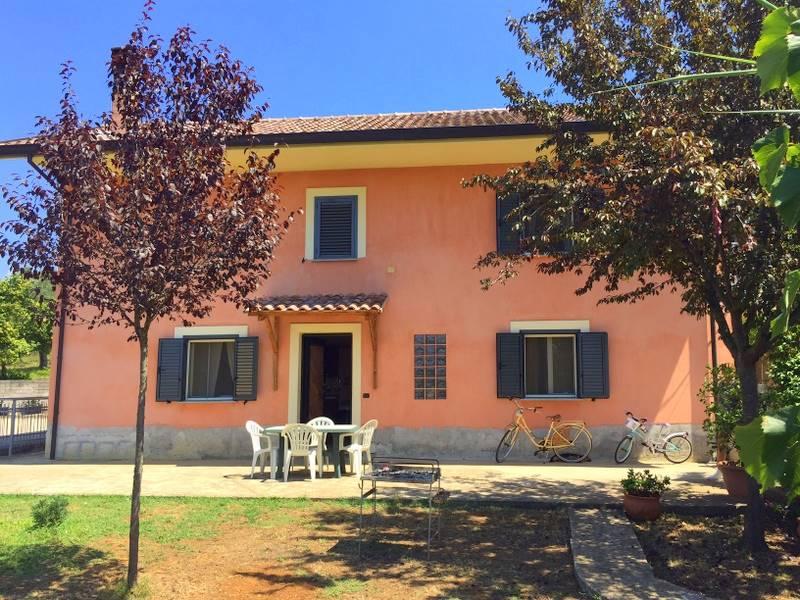 Casa singola in Via Farneto 20, Fontana Liri