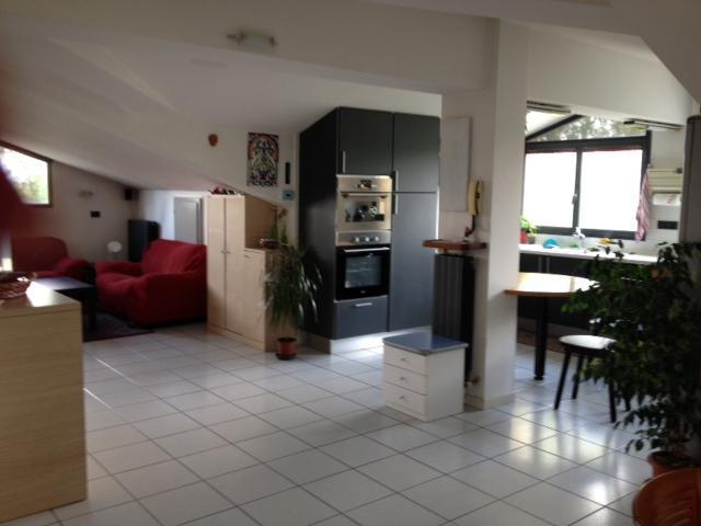 Attico / Mansarda in affitto a Sala Bolognese, 3 locali, zona Zona: Sala Bolognese, prezzo € 500   CambioCasa.it