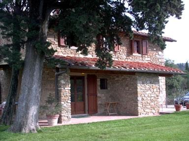 Soluzione Indipendente in vendita a Greve in Chianti, 8 locali, prezzo € 980.000 | Cambio Casa.it