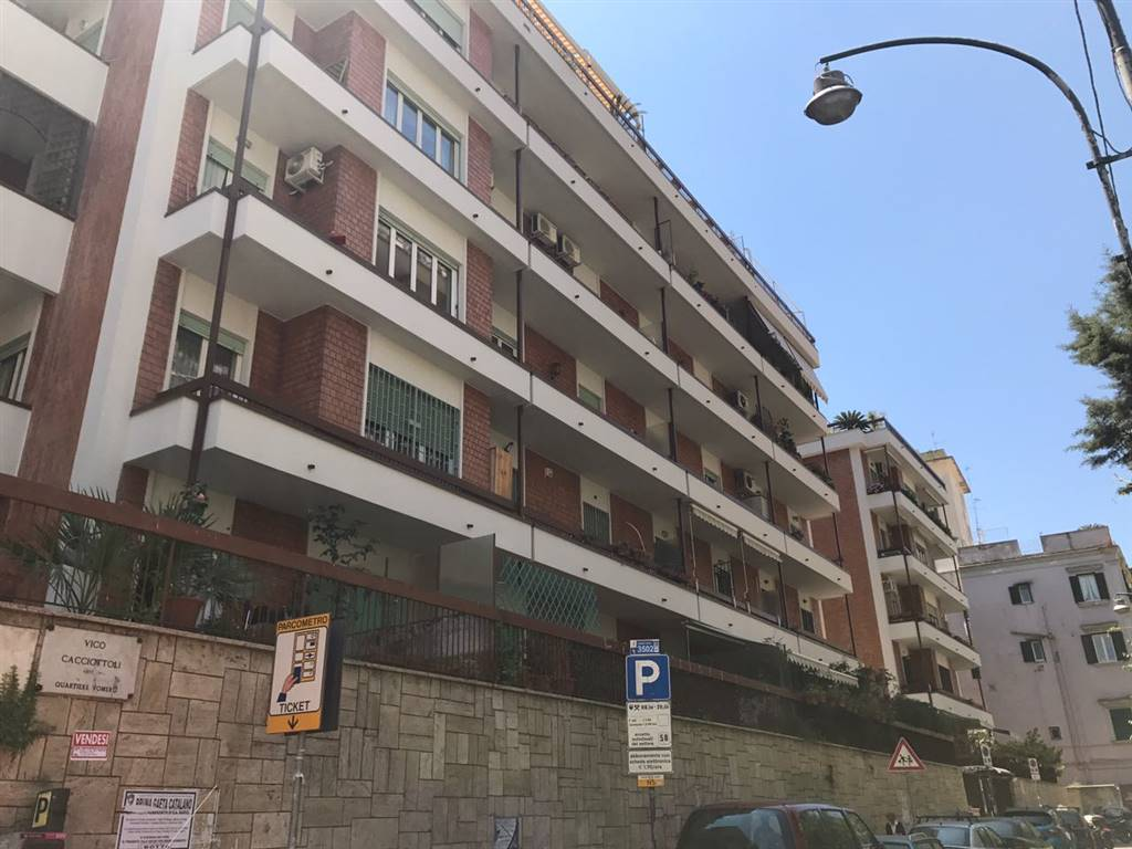 Appartement au NAPOLI 100 Mq | 3 Locals