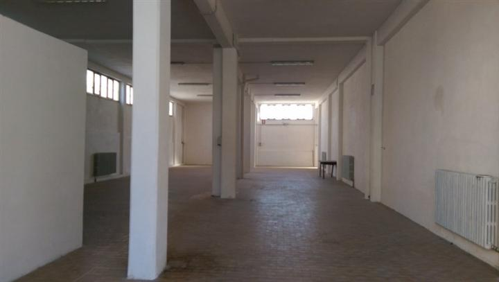 Magazzino, Ancona, abitabile