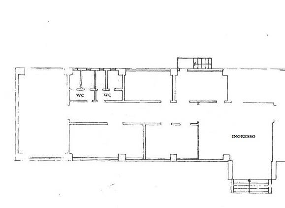 Ufficio / Studio in affitto a Vellezzo Bellini, 5 locali, prezzo € 1.000 | CambioCasa.it