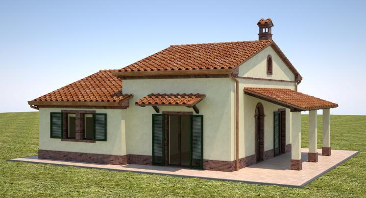 Soluzione Indipendente in vendita a Maiolati Spontini, 4 locali, zona Zona: Moie, prezzo € 250.000 | Cambio Casa.it
