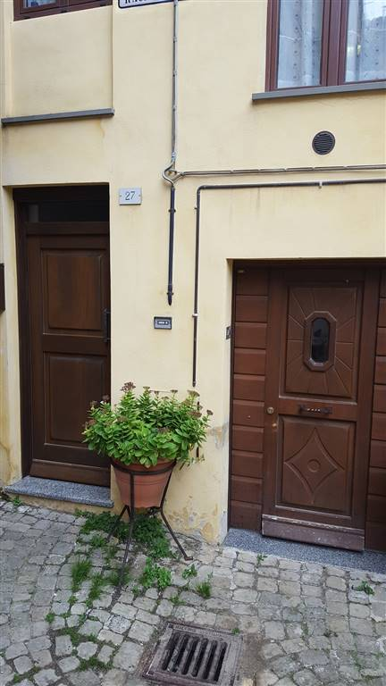 Appartamento in vendita a Montecarotto, 5 locali, prezzo € 52.000 | Cambio Casa.it
