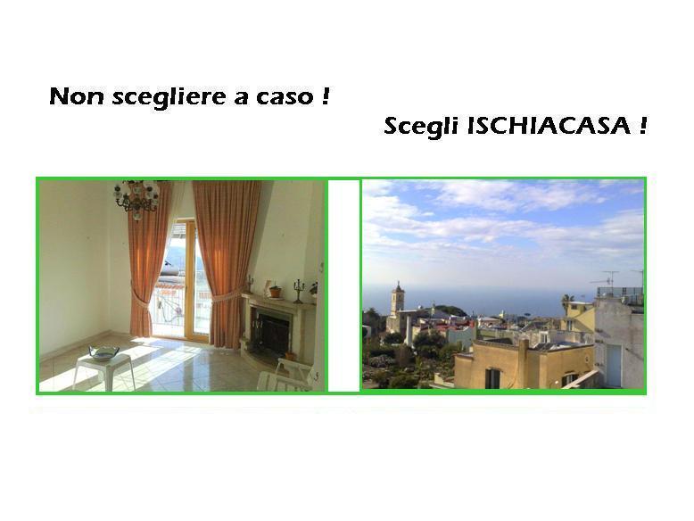 Appartamento vendita BARANO D'ISCHIA (NA) - 3 LOCALI - 80 MQ