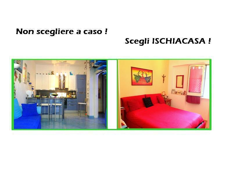 Appartamento vendita FORIO (NA) - 3 LOCALI - 80 MQ