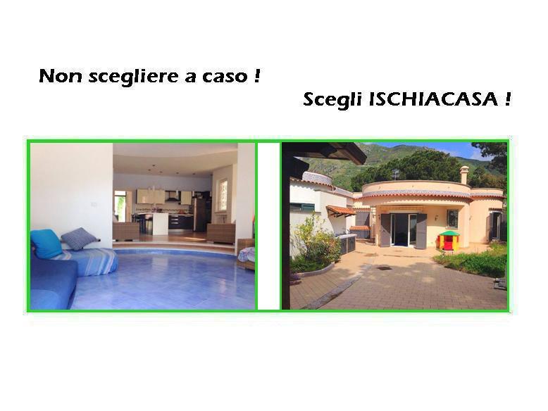 Villa in vendita a Forio, 5 locali, zona Zona: Panza, prezzo € 750.000   Cambio Casa.it