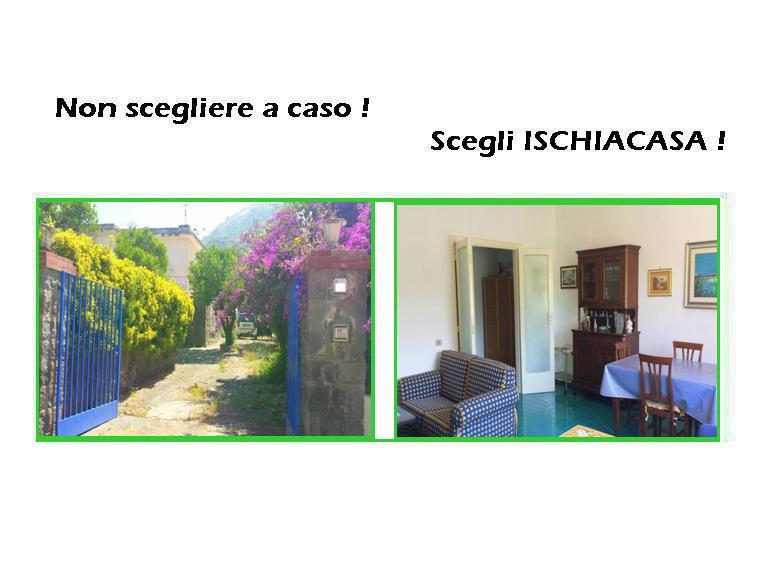 Soluzione Semindipendente in vendita a Forio, 2 locali, zona Zona: Monterone, prezzo € 350.000 | Cambio Casa.it