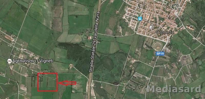 Terreno Agricolo in vendita a Olmedo, 9999 locali, Trattative riservate | Cambio Casa.it