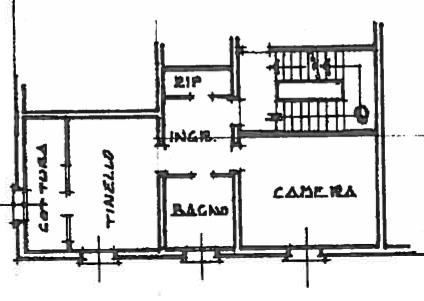 Bilocale in Via Viazza, San Giovanni In Persiceto