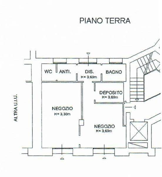 capannone  in Affitto a Bologna
