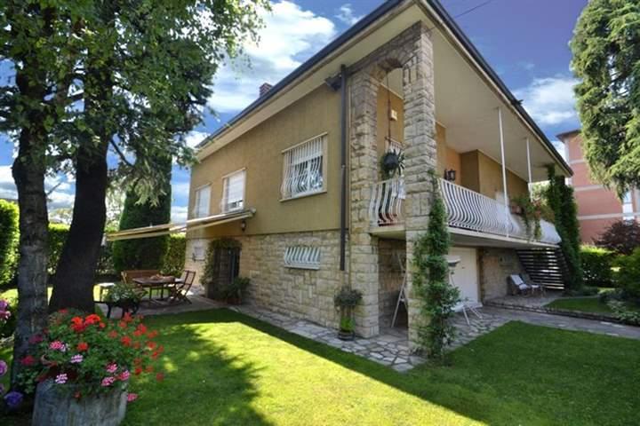 Villa, Centrale, Bergamo, abitabile