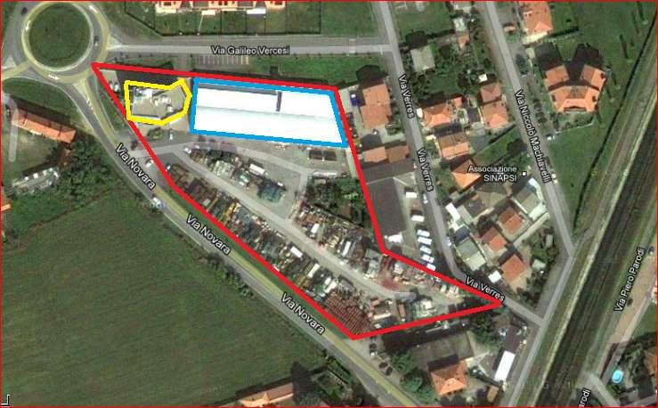 Capannone in vendita a Abbiategrasso, 9999 locali, Trattative riservate | Cambio Casa.it
