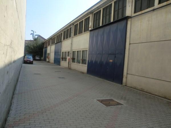 Capannone in Vendita a Novate Milanese