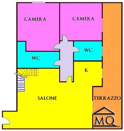 Appartamento in vendita a Isernia, 4 locali, zona Zona: Semicentro, prezzo € 180.000 | Cambio Casa.it