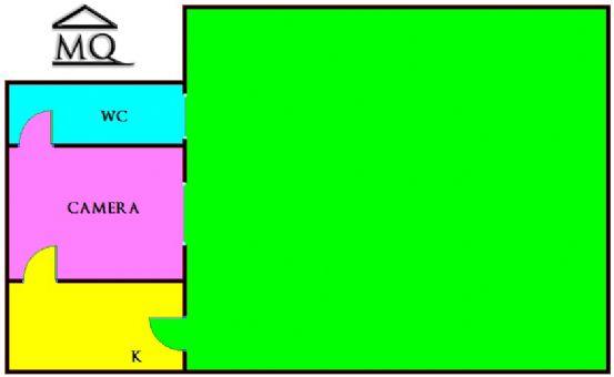 Soluzione Indipendente in vendita a Isernia, 2 locali, zona Zona: Centro storico, prezzo € 82.000 | Cambio Casa.it