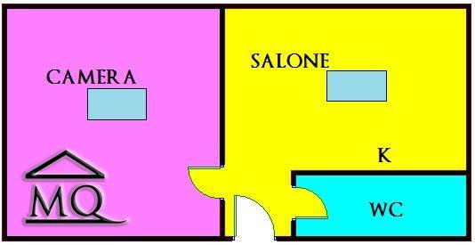 Attico / Mansarda in vendita a Isernia, 2 locali, zona Zona: Centro, prezzo € 100.000 | CambioCasa.it