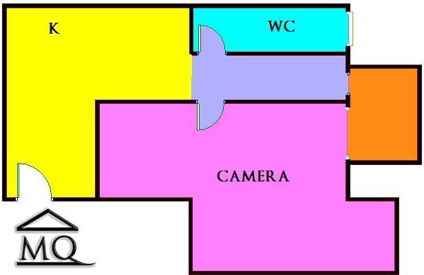 Appartamento in affitto a Isernia, 2 locali, zona Zona: Centro, prezzo € 320 | Cambio Casa.it