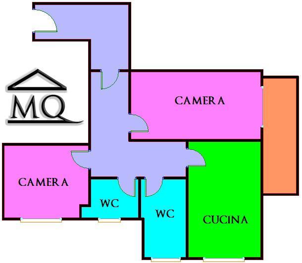Appartamento in affitto a Isernia, 3 locali, zona Zona: Centro, prezzo € 450 | Cambio Casa.it